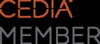 Cedia Member logo smarthome